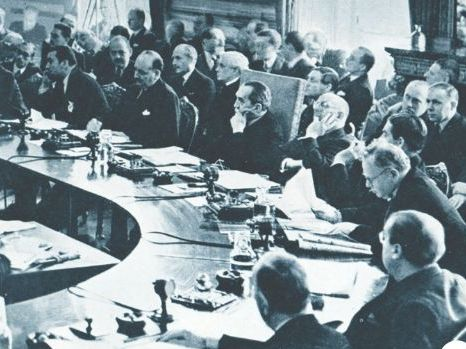 Glossary - CIE International Relations: To What Extent Was the League of Nations a Success?