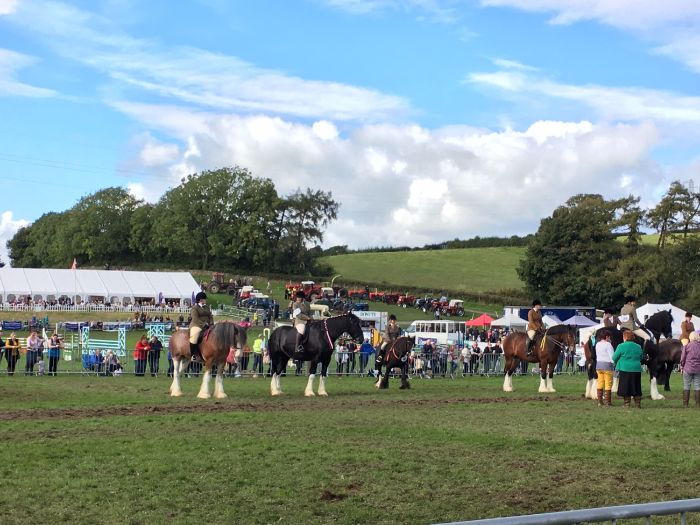 Westmorland County Show, Lake District, Cumbria