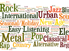 Music Genres Lessons (BTEC/RSL Level 2)