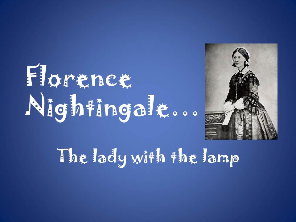 Florence Nightingale Song