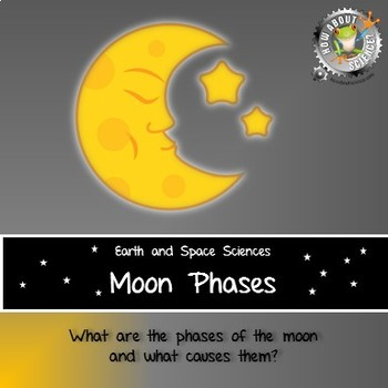 Moon Phases:  Earth and Space Sciences