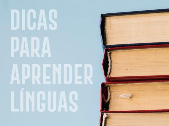Dicas para aprender inglês — escrito em Português