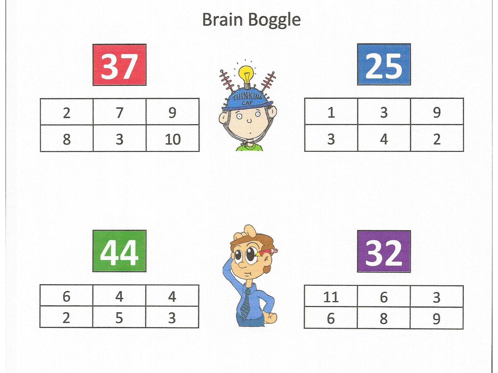 Mental Maths KS2
