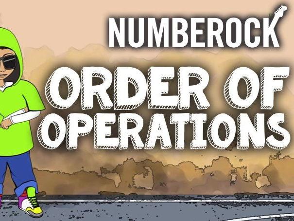 Order of Operations  KS2 - KS3 Maths Song