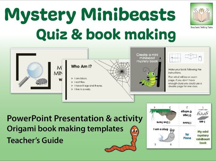 Mystery Minibeasts