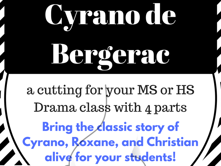 Cyrano de Bergerac Cuttings and Activity