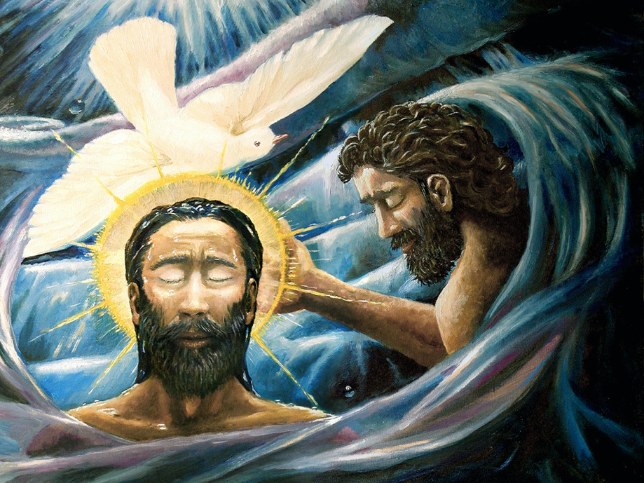 Baptism - Eduqas Religious Studies 1-9 Christian Practices