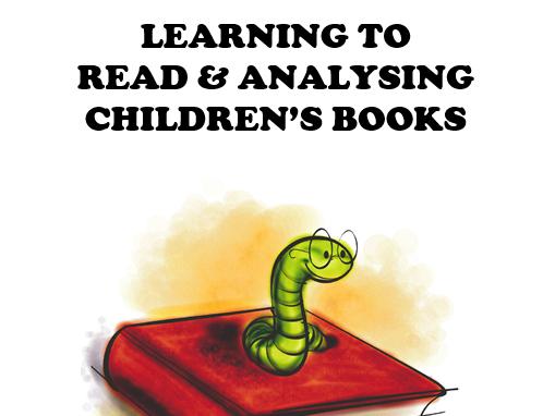 Child Language Development (learning to read) AQA new A Level English Language