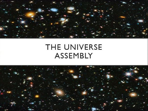 Universe Assembly - World Space Week