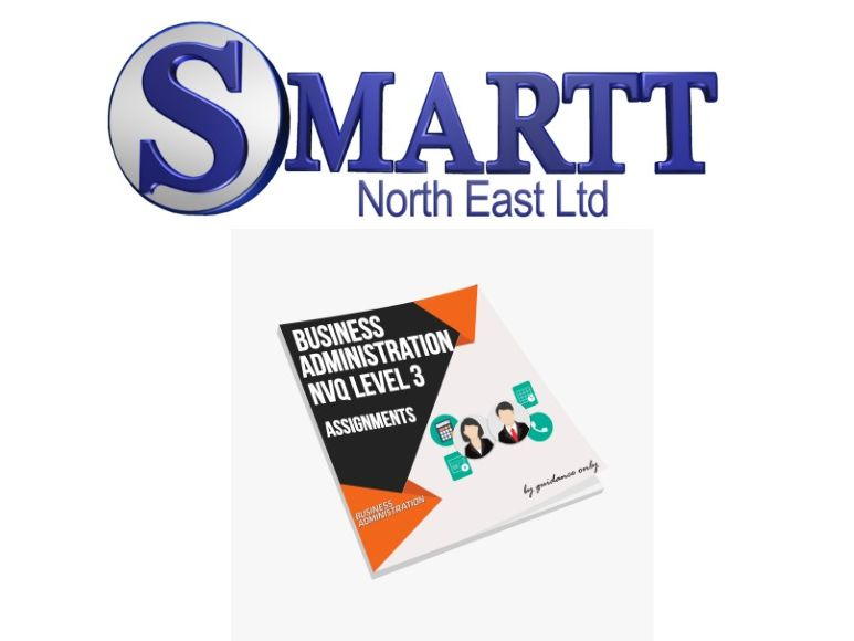 Business & Administration Level 3 NVQ Assignments And More