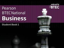 BTEC Business 2016 - Unit 1 (Full Unit)