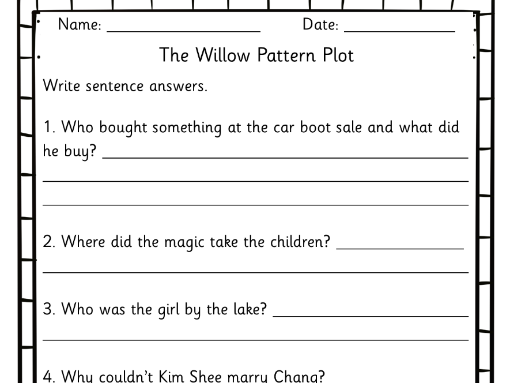 ORT - Oxford Reading Tree Stage 7 Comprehension Pack