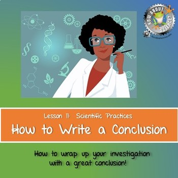 Lesson 11, How to Write a Conclusion