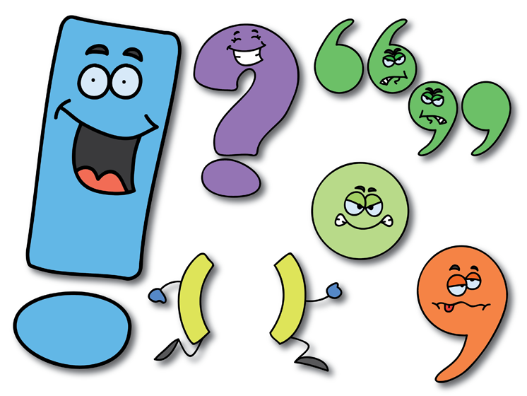 Full Punctuation Overview Lesson
