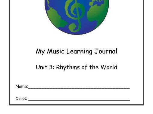 Rhythms of the World - KS3/Year 9 Scheme of Work
