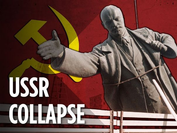 The fall of Soviet Union & Gorbachev - The Ultimate Introduction
