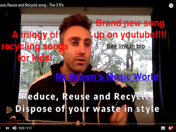 Recycling songs