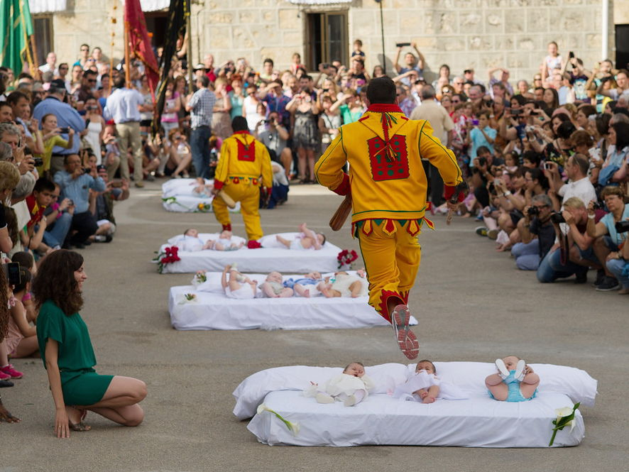 Los festivales en España (New GCSE - Spanish festivals)