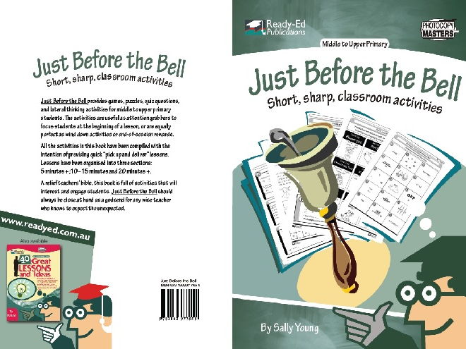 Supply Teaching: Just Before the Bell