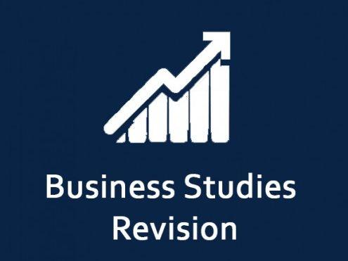 A-LEVEL BUSINESS UNIT 6