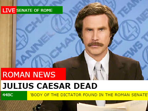 Lesson 12: Who Killed Caesar? Investigation.