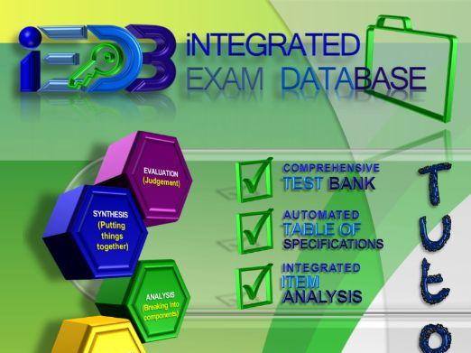 Intergrated Exam Database (iEDB) Tutorial