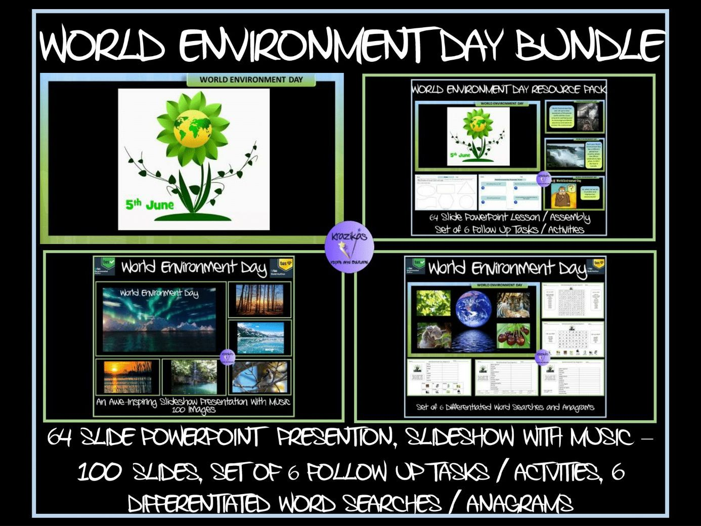 World Environment Day Resource Bundle