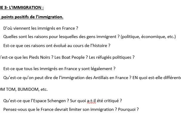 THE COMPLETE BOOK OF CONVERSATION QUESTIONS FOR AS/A-LEVEL-FRENCH (Theme 1  to 4)