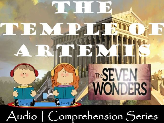 Temple of Artemis | Distance Learning | Audio & Comprehension Worksheets