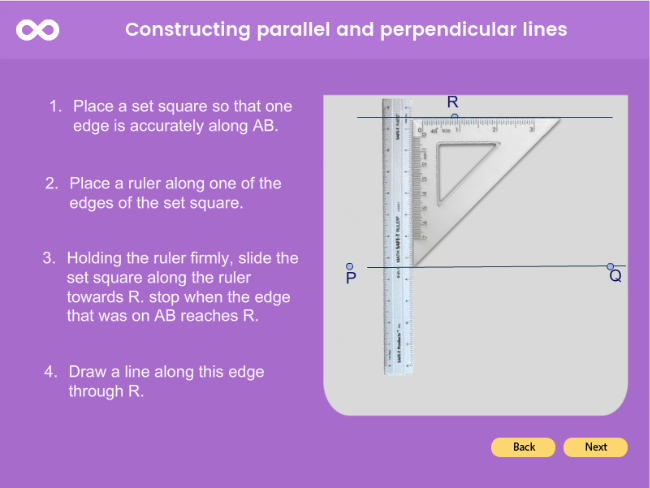 Constructions - Year 9, Key stage 3