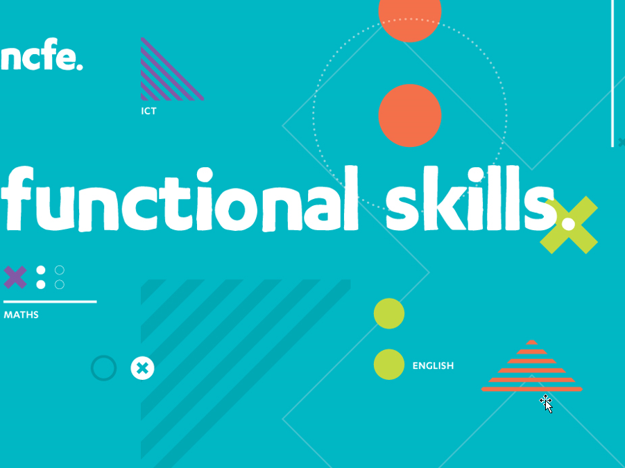 NCFE Functional Skills Qualification in Mathematics at Level 2 (501/2324/5)