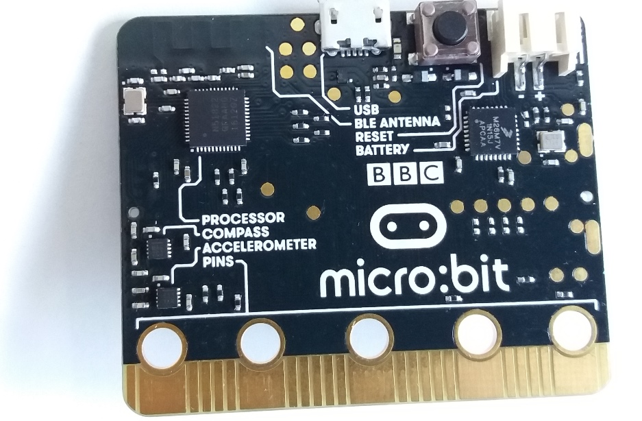 Micro:bit Tutorial Development