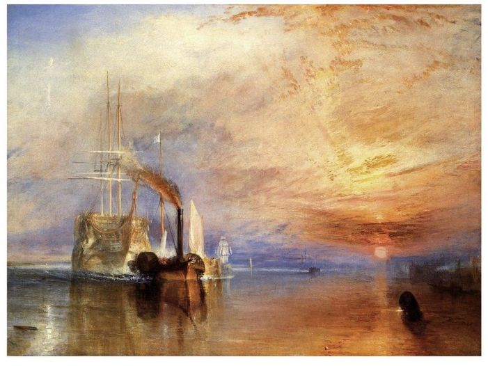The Fighting Temeraire Take One Picture inspired 6 week scheme of work