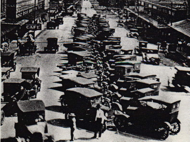 USA in the 1920s