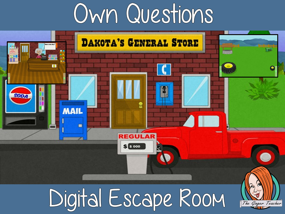 Any Question Any Subject Escape Room