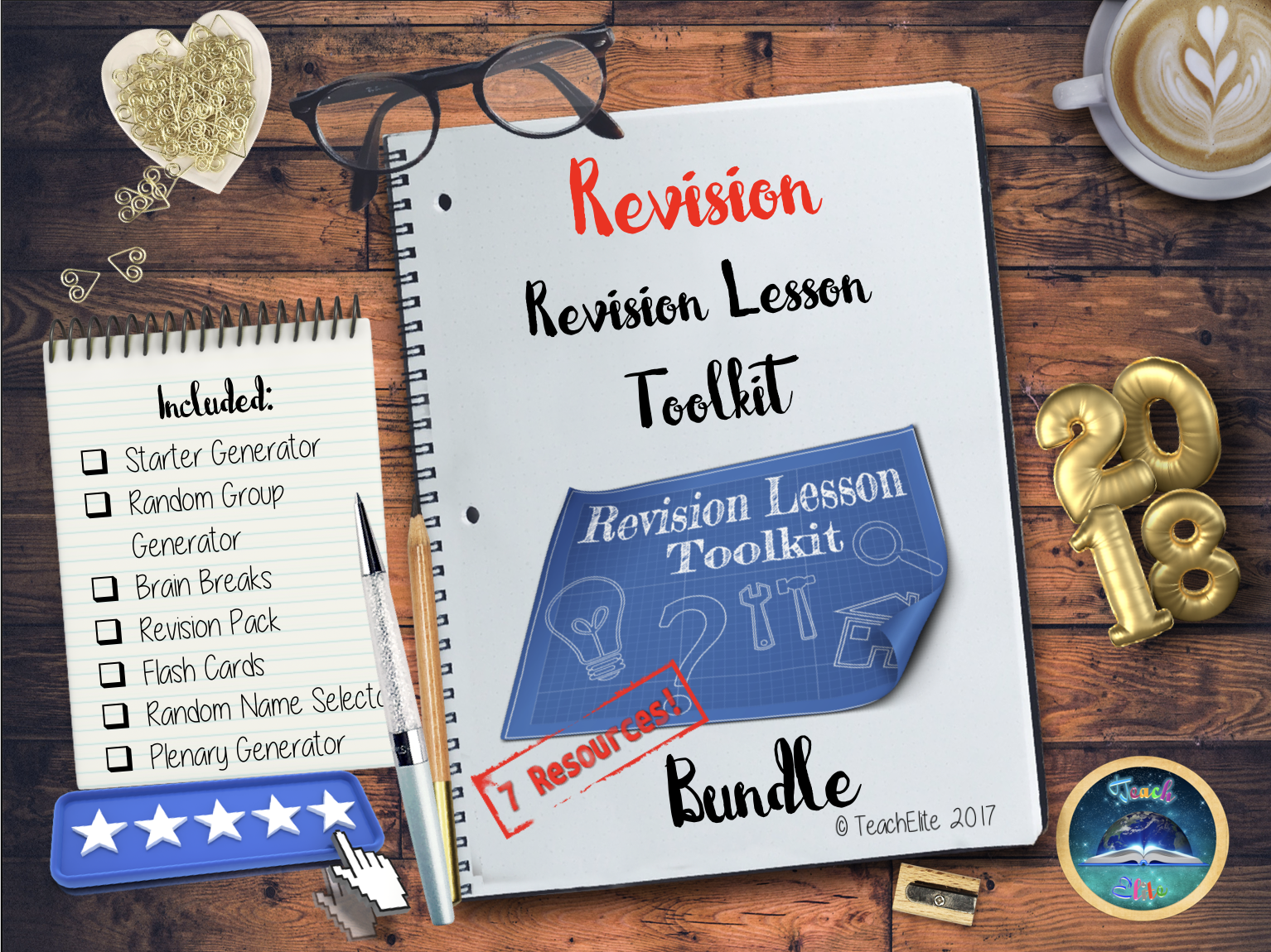 Revision: Revision Lesson Toolkit