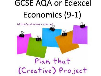 GCSE & Edexcel 9-1 (Economics) - How the economy works