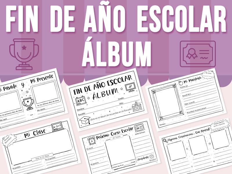 Fin de Año Escolar - Álbum