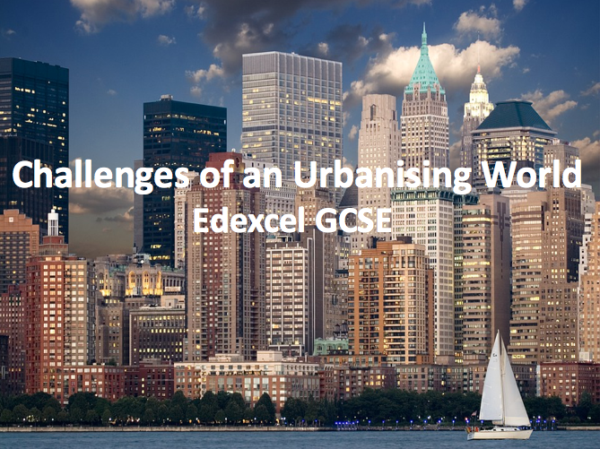 Challenges of an Urbanising World