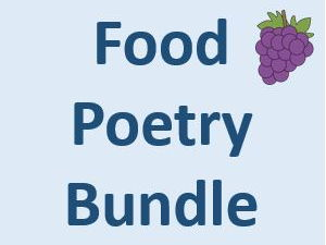 Food Poetry Bundle