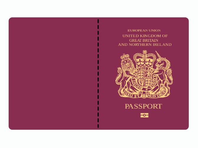 Passport role play