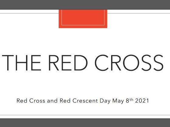 The Red Cross 2021