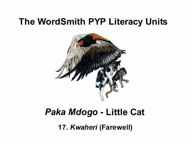 The WordSmith PYP Literacy Units (17)