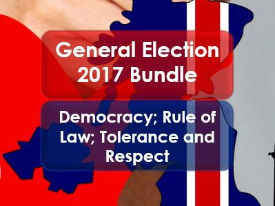 Citizenship: General Election 2017: Democracy; Respect and the Rule of Law