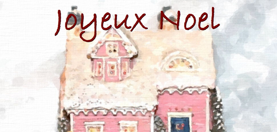 French Christmas Interactive Book