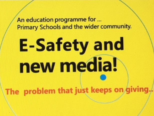 E-safety and New Media - The problem that just keeps on giving.