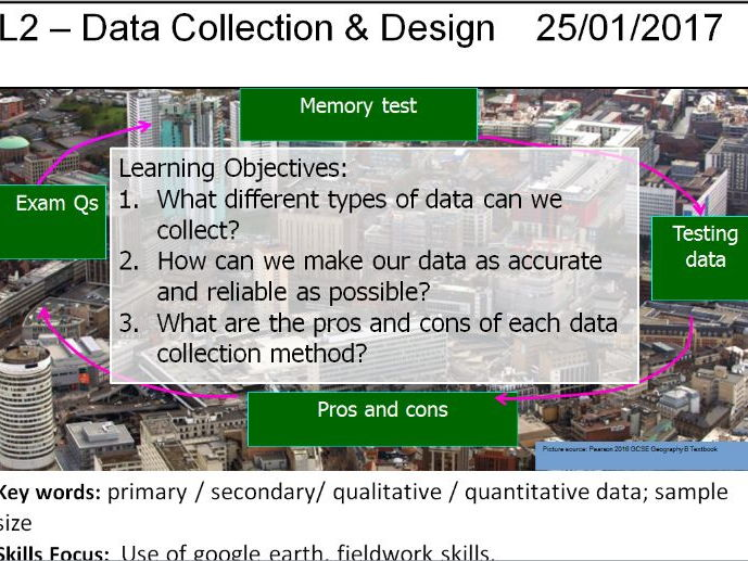 L2 - Data collection & design