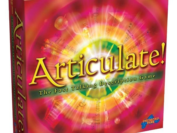 Musical Elements Articulate Game
