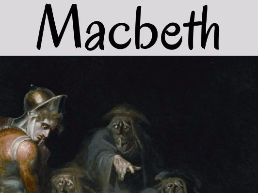 Macbeth thesis