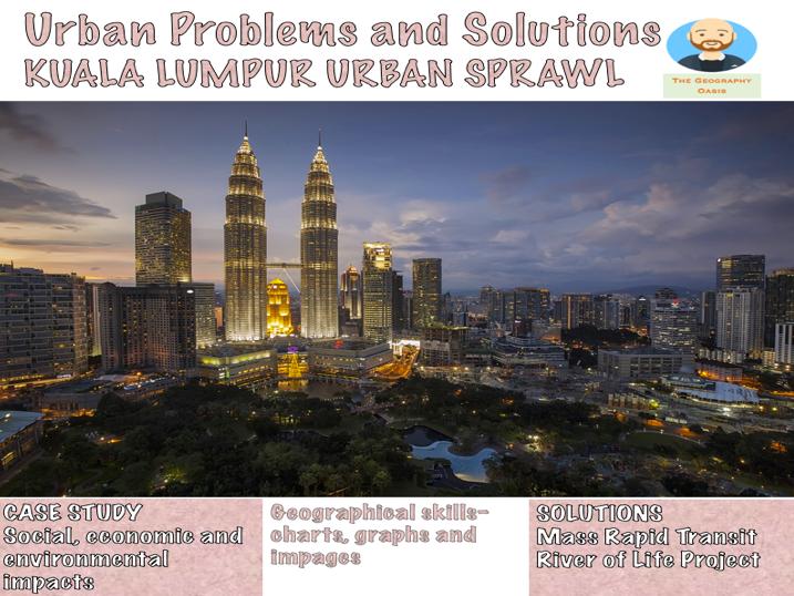 urban sprawl case study gcse